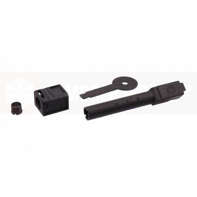 VX Compensator + Threaded Outer Barrel Kit (Standard / Mod 1 / Black)