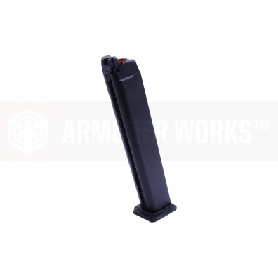 VX 50 Round Gas Magazine -  Black