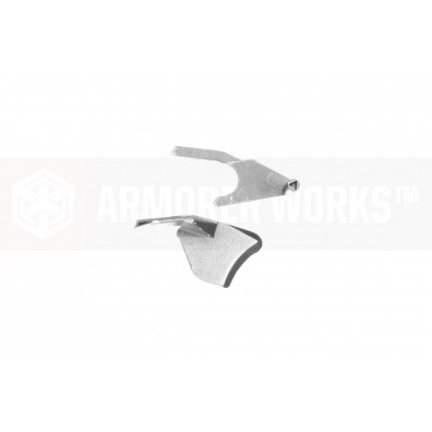 HX Thumb Safety (Left & Right) Silver