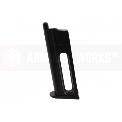 Cybergun Desert Eagle .50AE CO2 Magazine (Black)