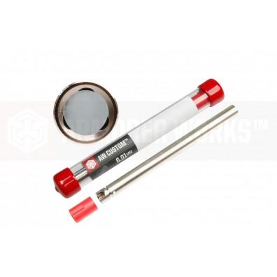 Tightbore Inner Barrel + Performance Bucking: 136.6mm Length