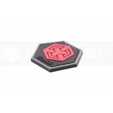 EMG AW Custom™ PVC Hex Patch