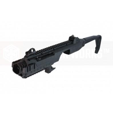 Tactical Carbine Conversion Kit - VX Series (Black)