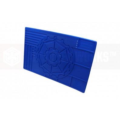 EMG / Umbrella Armory Tech Mat Pro Rubber Work Mat - Training Blue