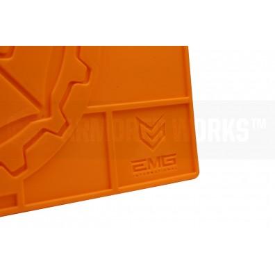 EMG / Umbrella Armory Tech Mat Pro Rubber Work Mat - Orange
