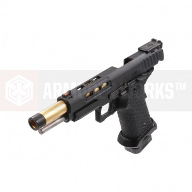 EMG / STI International™ DVC 3-GUN 2011 Pistol (Threaded / Gas / Full Auto)