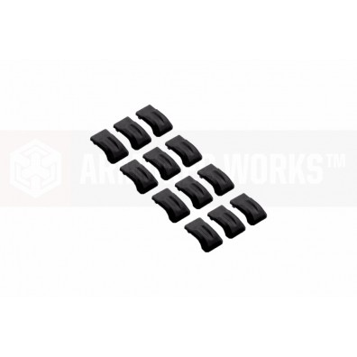 Adaptive Drum Magazine Shockproof Pads - Black