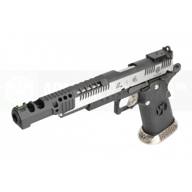 HX2401 .38 SuperComp .177/4.5mm Air Pistol